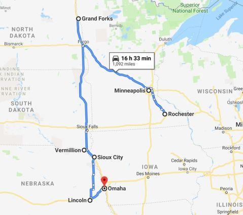 Prairie States Trip
